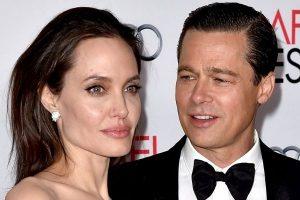 Brad Pitt Vs Angelina Jolie: A Battle For Custody