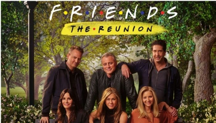 China Censored Certain Parts of The FRIENDS Reunion