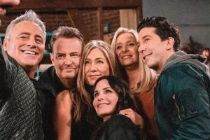 The most iconic moments from the FRIENDS Reunion