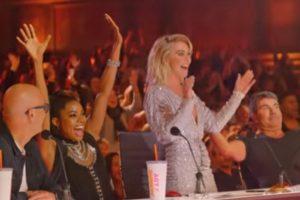 America's Got Talent: Another Golden Buzzer!