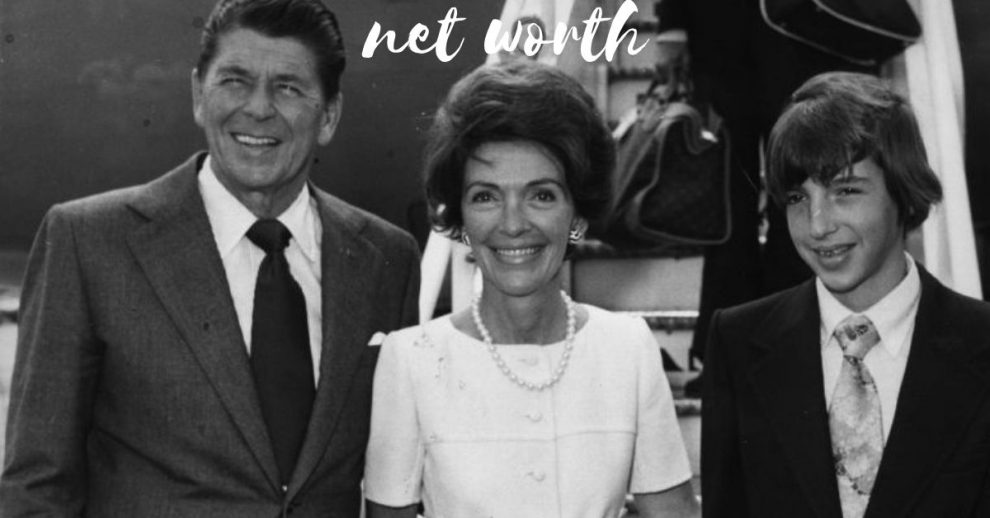 Get To Know Ronald Reagan's Son And His Net Worth