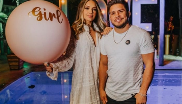 Henry Cejudo Is Engaged And Expecting A Baby Girl With Fiance Anna Karolina
