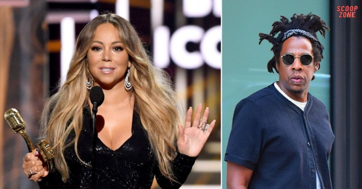 Maria Carey Leaves Jay-Z 's Roc Nation; Here's All The Tea