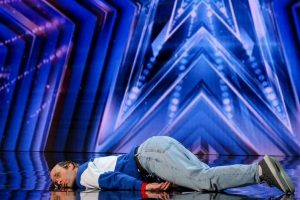 Woonsocket native impresses 'America's Got Talent' judges with his 'rhythmic spasms'
